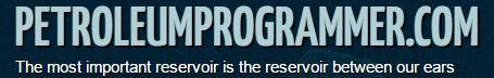 PetroleumProgrammer.com